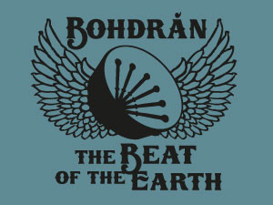 the bodhran, the beat of the earth