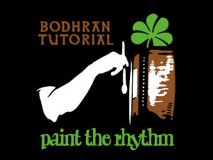 bodhran – paint the rhythm