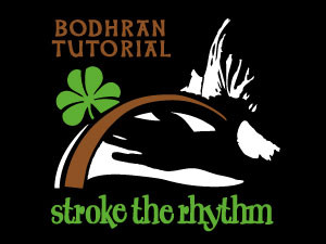 bodhran – stroke the rhythm