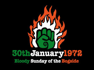 30th january 1972 – the bloody sunday of the Bogside