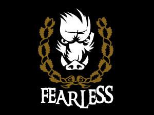 wild boar – fearless