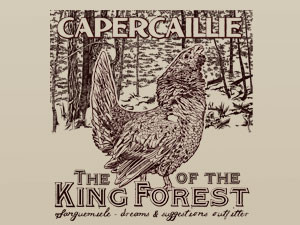Capercaillie, the King of the Forest