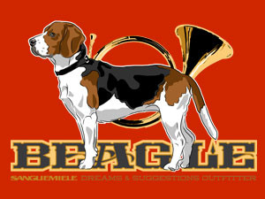 The Beagle: hunting horn calls…