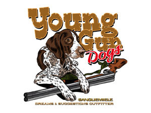 Young Gun Dog!