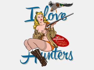 I love hunters!