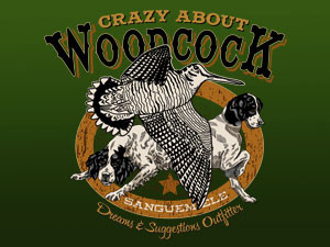 Crazy for Woodcock! Beccaccia!  Becada!  Becasse!