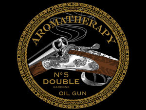 Aromatherapy: double barrell, oil gun n° 5